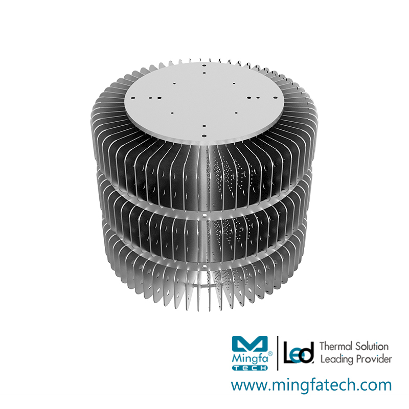 HibayLED-230130/230195 passive cooling hibay stamped heat sinks