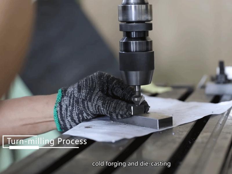Production Processes Of MingfaTech