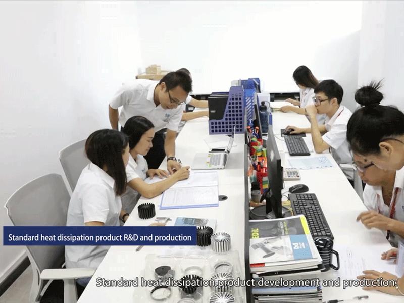 Service System Of Mingfa Tech