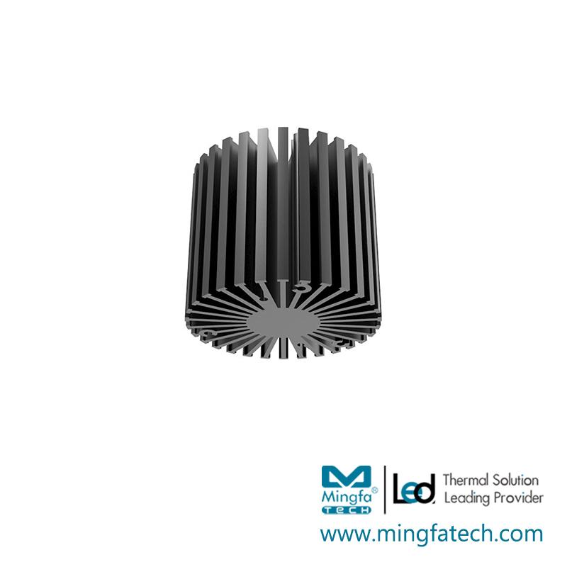 SimpoLED-5850/5870 AL6063-T5 LED passive cooling