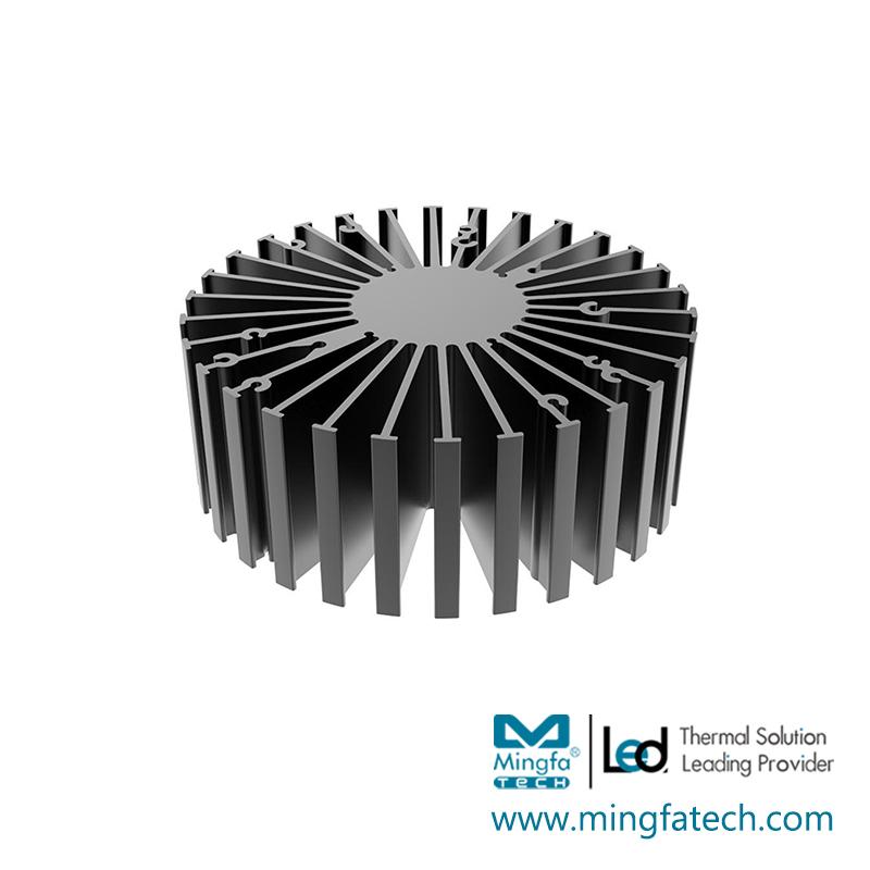 SimpoLED-13550/13580 aluminum extrusion  passive cooling