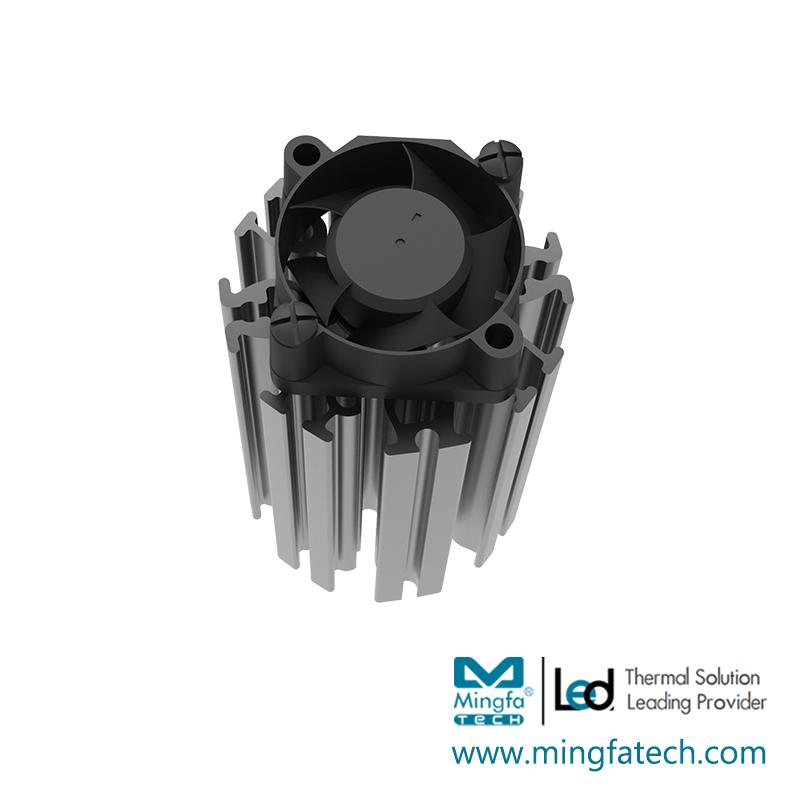 Mingfa Tech-aluminum Custom heatsink extruded Mingfa Tech extrusion-MingfaTech Manufacturing-1