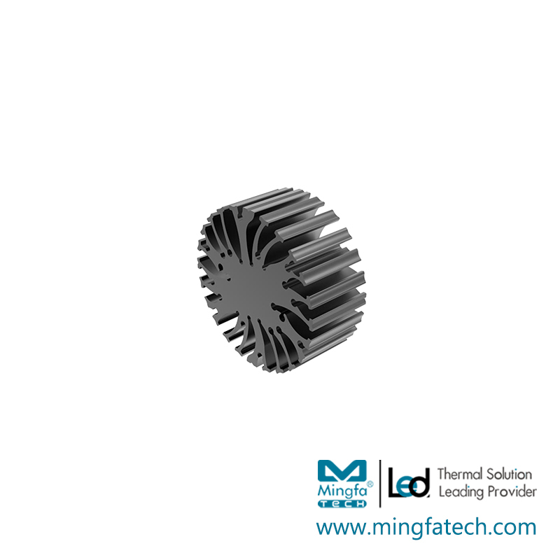EtraLED-4820/4830/4850/4880 passive cooling aluminum extrusion heat sink