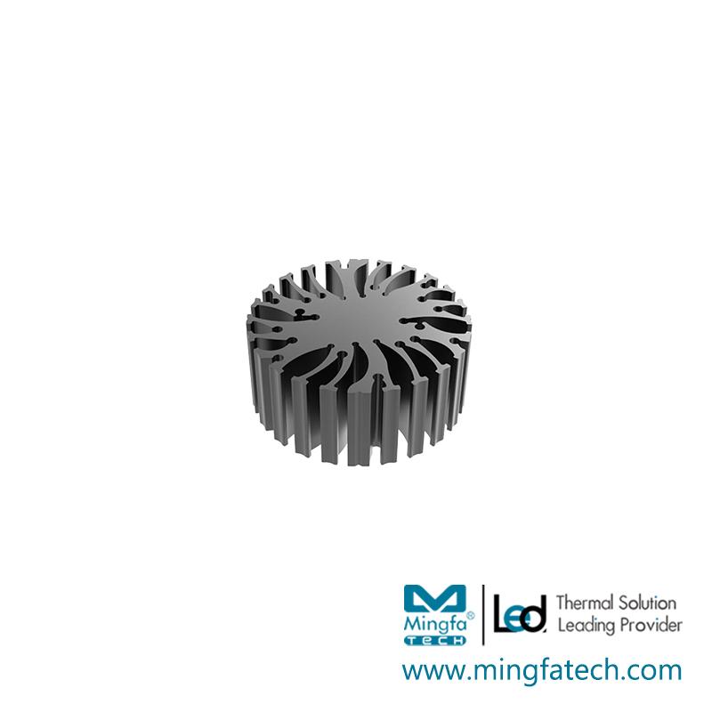 EtraLED-4820/4830/4850/4880 passive cooling aluminum extrusion heat sink