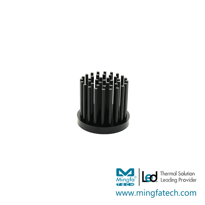 GooLED-3530 round cold forged LED star heat sink