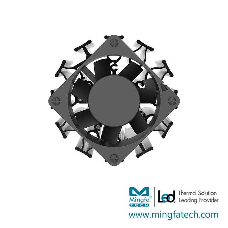 Mingfa Tech-aluminum extrusion heatsink Mingfa Tech Brand -MingfaTech Manufacturing