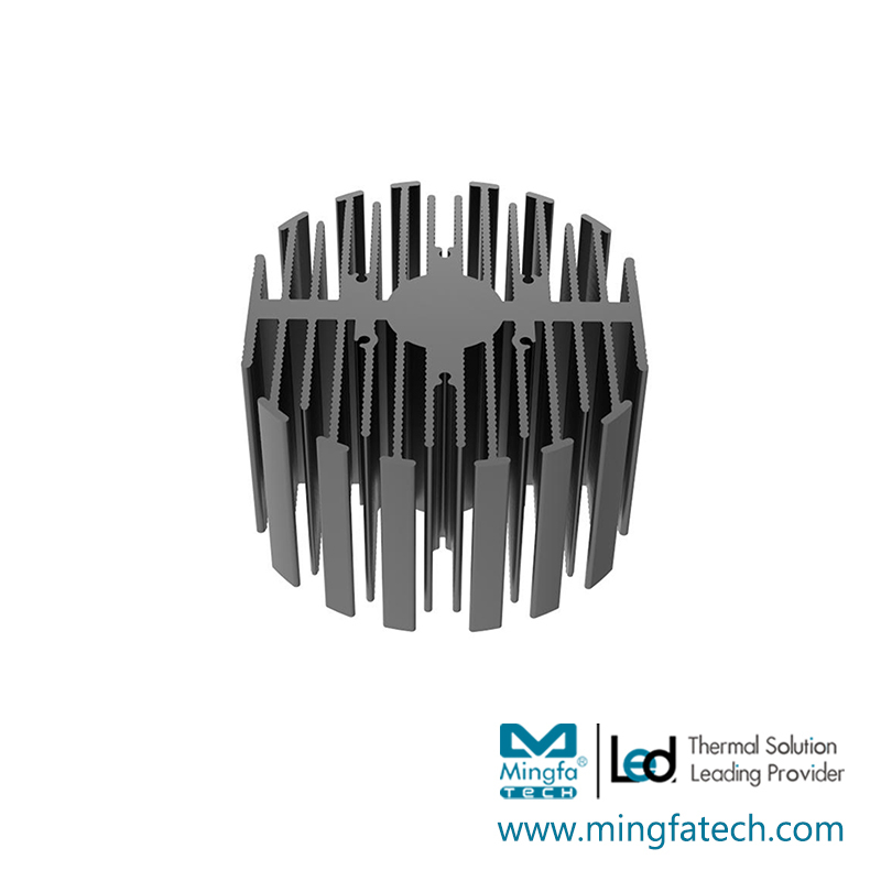 eLED-9520/9550/9580 led heatsink passive star coolers