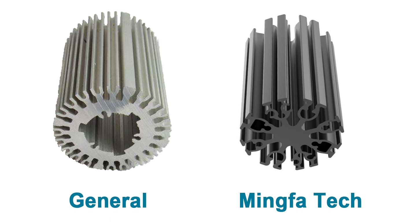 40w led heatsink light led Mingfa Tech Brand company