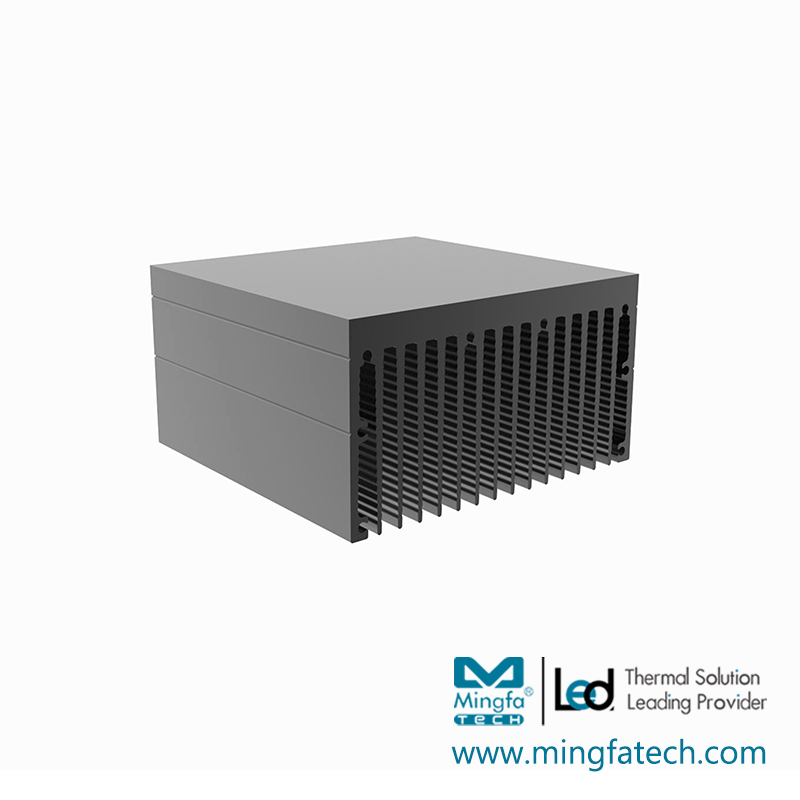 Mingfa Tech-square heatsink extruded Mingfa Tech manufacture-MingfaTech Manufacturing-1