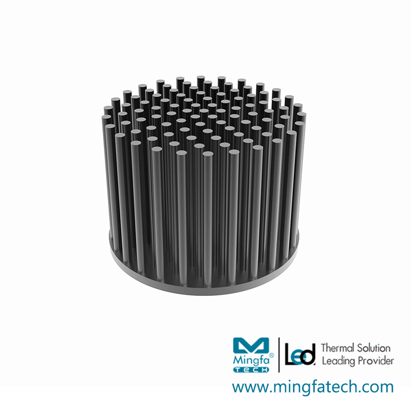 GooLED-11050/11080/110100 large led pin heatsink