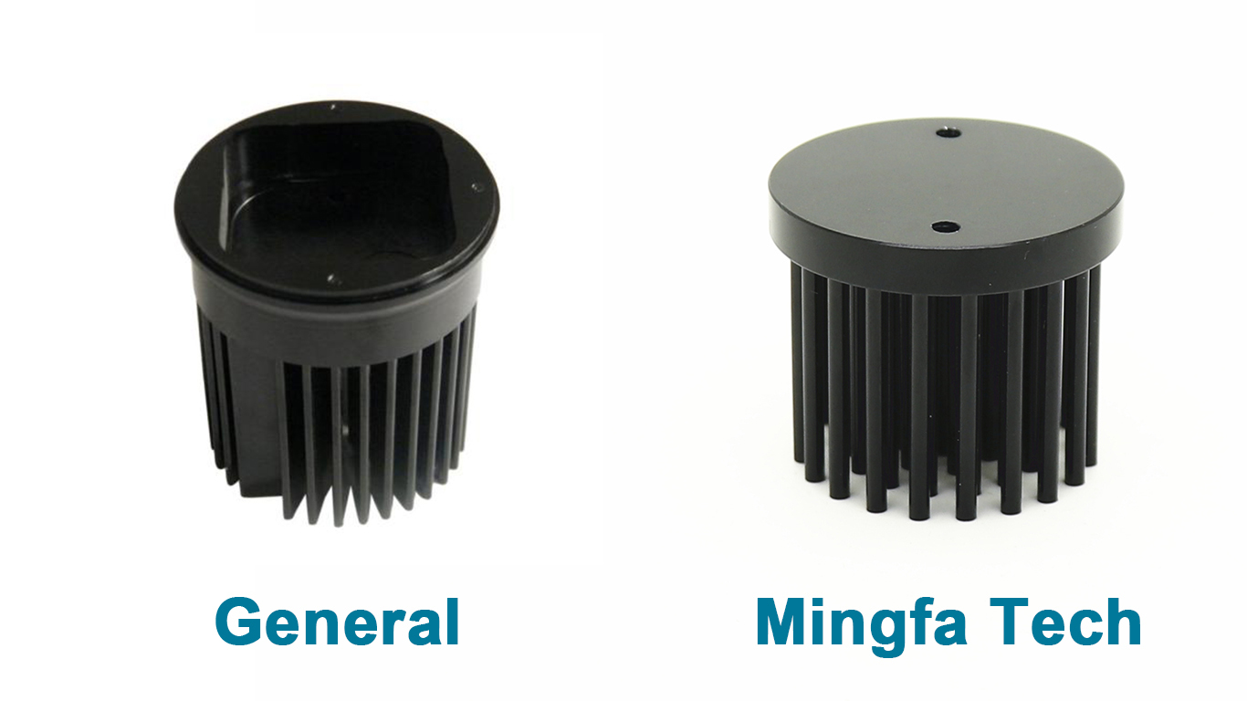 coolers aluminium Mingfa Tech Brand thermal heat sink