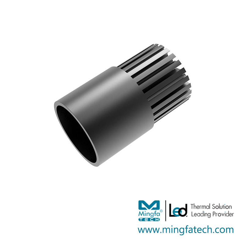 Mingfa Tech-Best Can Light Housing Buled-30e50e Led Light Accessory Heat Sink Black-1