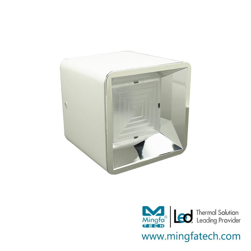Cube-90/110/130/160 LED Lighting Kits spot light housing