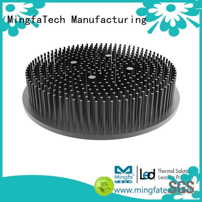 Mingfa Tech Brand forging extruded led light heat sink